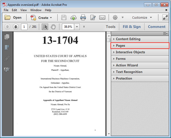 how to create a pdf in adobe bridge output