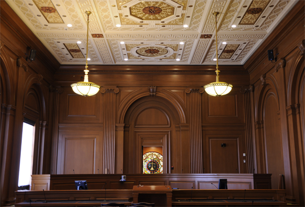 Virtual Tour Thurgood Marshall Courthouse